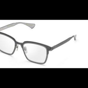 Dita - Polymath Crystal Grey Unisex Glasses